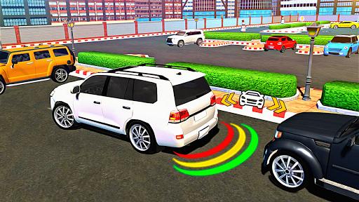 Prado Car Driving games 2020 - Free Car Games  screenshots 3