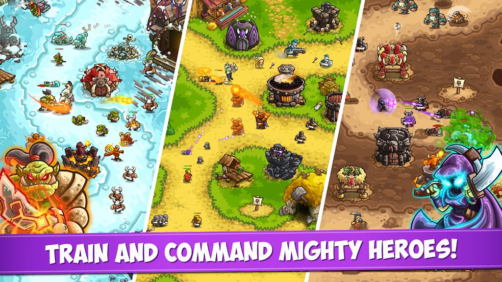 Kingdom Rush Vengeance - Tower Defense Game  poster 9