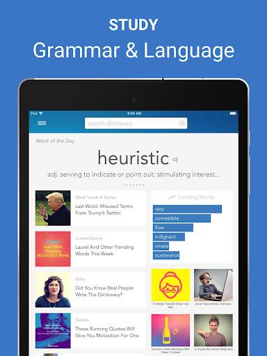 Dictionary.com Premium  screenshots 16