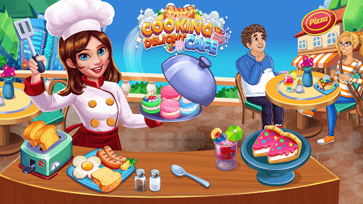 Cooking Delight Cafe Chef Restaurant Cooking Games  screenshots 7
