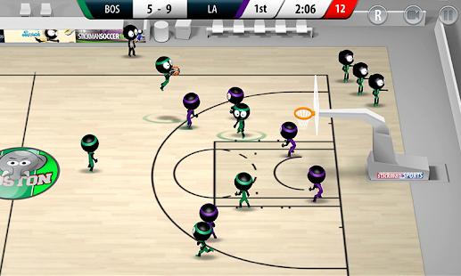 Stickman Basketball 2017 1.1.5 Screenshots 14