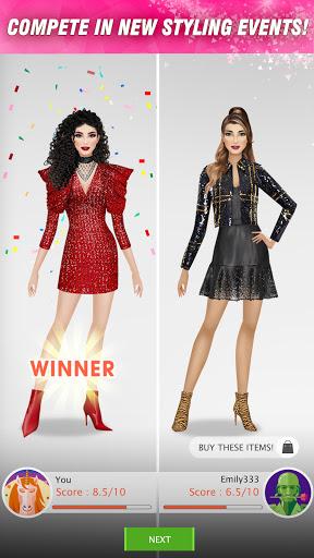International Fashion Stylist - Dress Up Games  screenshots 6