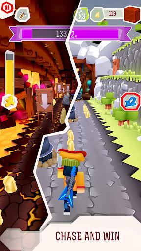 Chaseu0441raft - EPIC Running Game. Offline adventure.  screenshots 2