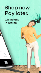 Afterpay: Buy now, pay later. Easy online shopping Screenshot