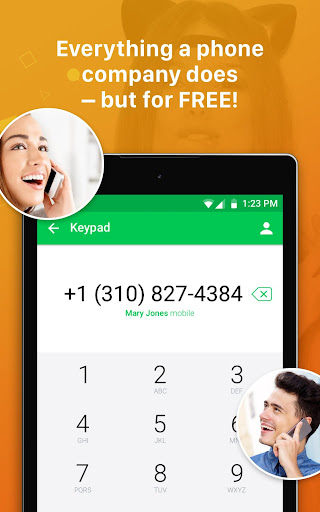 Nextplus Free SMS Text + Calls  Screenshots 10