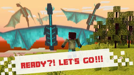 Battle Craft - 3D Pixel World  screenshots 6