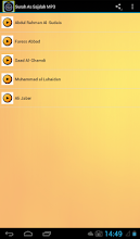 Surah As Sajdah MP3 screenshot thumbnail