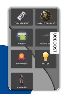 UCBOOST : Win UC & Royal Pass – Mod Apk Download 2