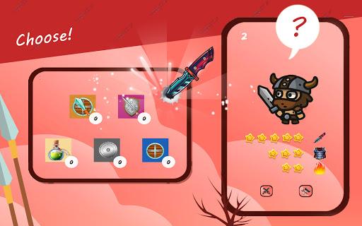 Heroes - A Desert Adventure Match3 game APK MOD (Astuce) screenshots 3