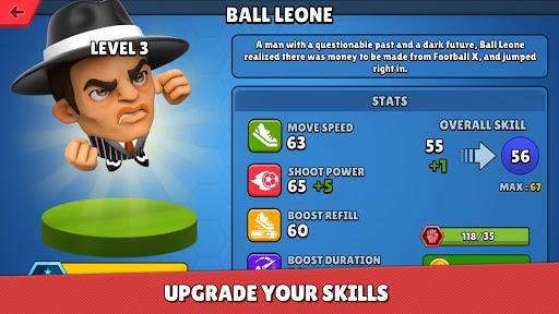 Football X u2013 Online Multiplayer Football Game screenshots 22