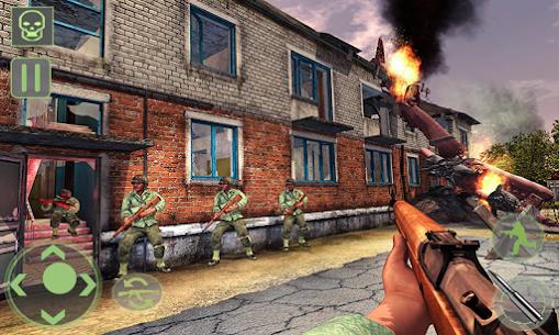 Frontline World War 2 Survival Mod Apk (God Mode) 4