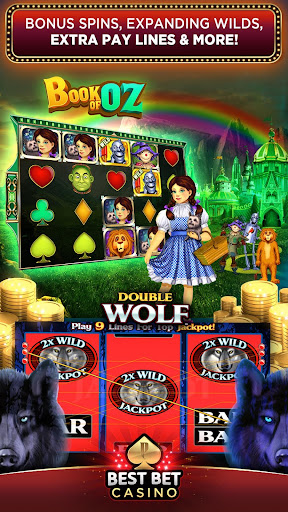 Best Bet Casinou2122 | Best Free Slots & Casino Games screenshots 19