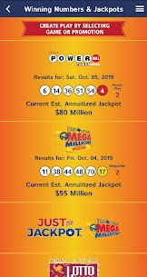 Texas Lottery Official App Apk 3