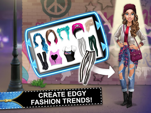 Hannahu2019s Fashion World - Dress Up & Makeup Salon  Screenshots 20