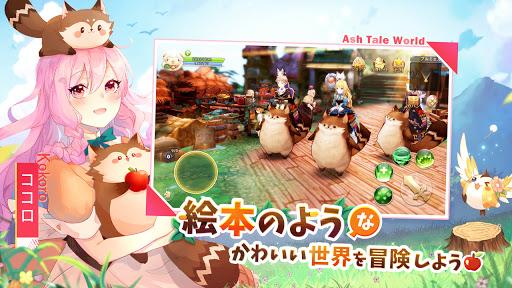 Ash Tale-u98a8u306eu5927u9678- apkpoly screenshots 3