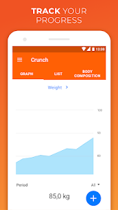 Virtuagym Fitness Tracker Home Gym v9.3.2 PRO APK 3