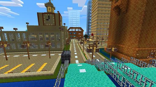 Flash Craft: Sandbox Adventures Building Explore  screenshots 3