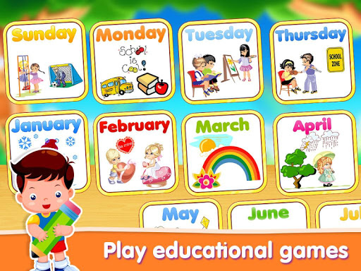 Preschool Learning - 27 Toddler Games for Free 18.0 Screenshots 8