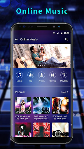 Equalizer Music Player and Video Player 3.0.1 Screenshots 6