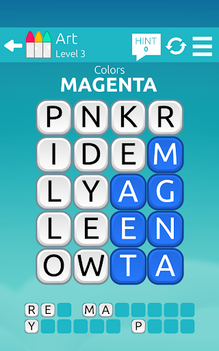 Word Swipe - Connect the Scrambled Mystery Words  screenshots 15