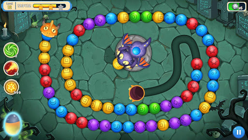 Jungle Marble Blast 3 1.0.9 screenshots 3