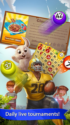 Bingo Blaze -  Free Bingo Games screenshots 4