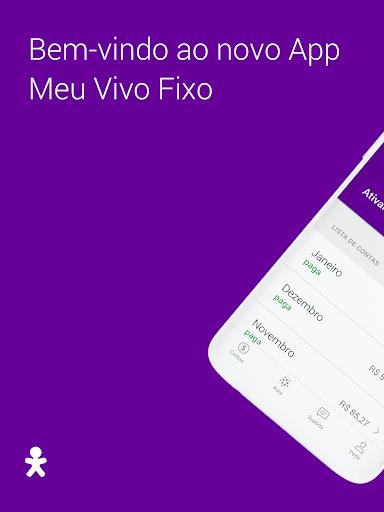 Meu Vivo Fixo 5.1.3 screenshots 1