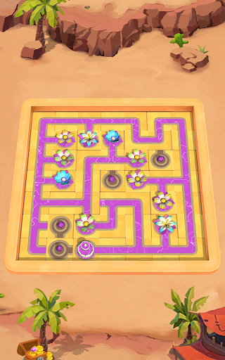 Flow Water Connect Puzzle  screenshots 24