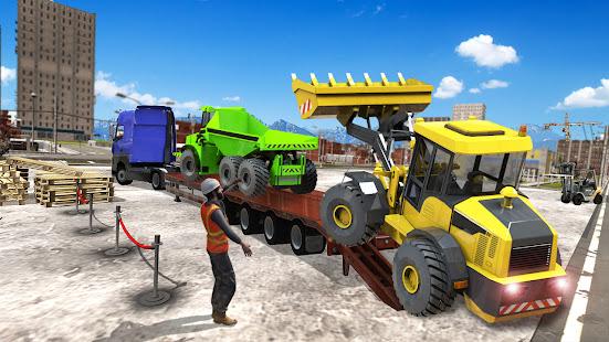 Excavator Construction Simulator: Truck Games 2021 1.5 screenshots 5