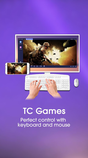 Foto do TCGames-Mirror&Control Android Phone