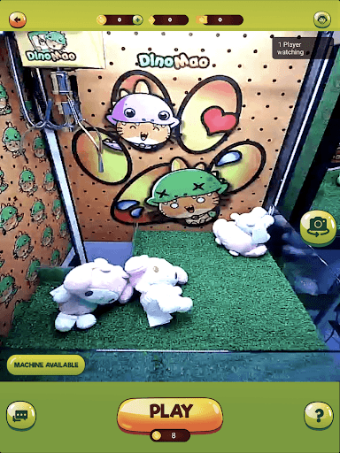 DinoMao - Real Claw Machine Game android2mod screenshots 16