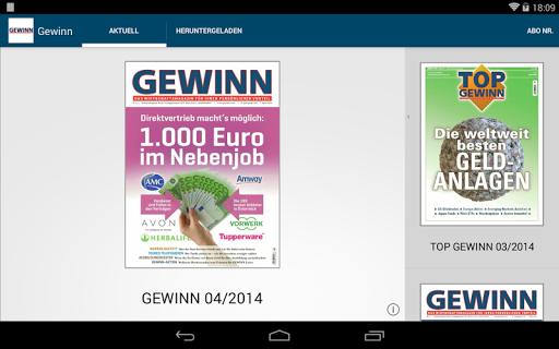 GEWINN For PC Windows (7, 8, 10, 10X) & Mac Computer Image Number- 9