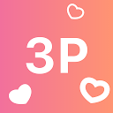 Threesome Dating App for Couple & Swingers: Easy3P