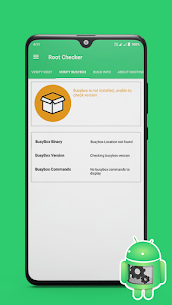 Root Checker – Verify Root Access Apk Download 2021 5