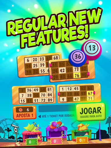 Praia Bingo - Bingo Games + Slot + Casino 30.030 screenshots 23
