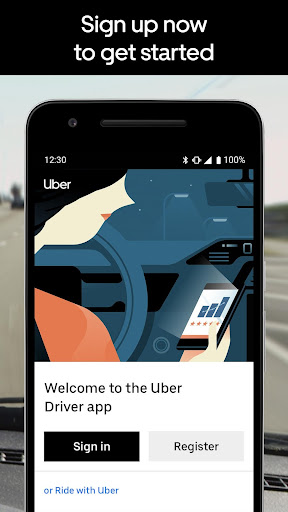 Uber Driver screenshots 5