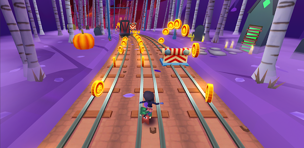 Subway Surfers v2.8.0 Unlimited Coins Keys Unlock MOD APK 6