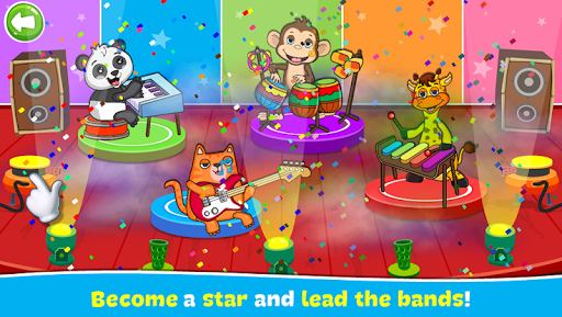 Musical Game for Kids android2mod screenshots 5