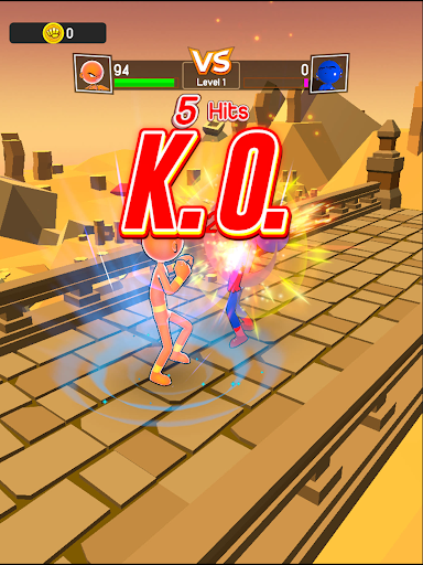 Duel Heroes - Stickman Battle Fight 2.4 screenshots 6