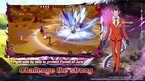 Hack Game Tensura:King of Monsters apk free