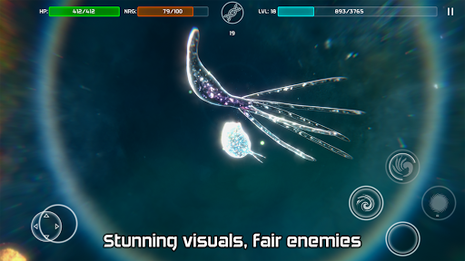 Bionix - Spore & Bacteria Evolution Simulator 3D  screenshots 15