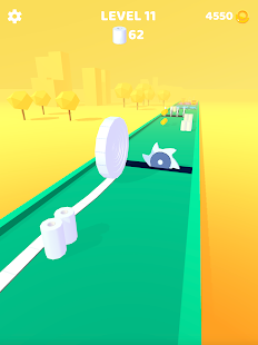 Paper Line - Toilet paper game