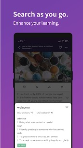 VoiceTube Mod Apk- Learn English phrases (Premium/Pro Unlocked) 2