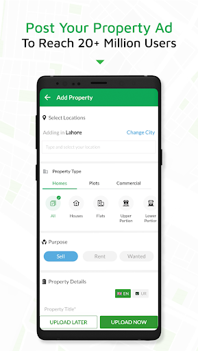 Zameen - No.1 Property Search and Real Estate App 3.6.4.2 screenshots 2
