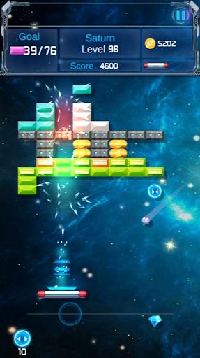 Brick Breaker : Space Outlaw 1.0.29 screenshots 22