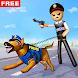 棒人間警察犬追跡:棒犬犯罪都市 - Androidアプリ