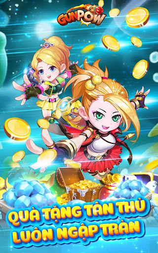 GunPow - Bu1eafn Gu00e0 Teen PK 1.8.4 screenshots 13
