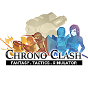 Chrono Clash - Fantasy Tactics Simulator