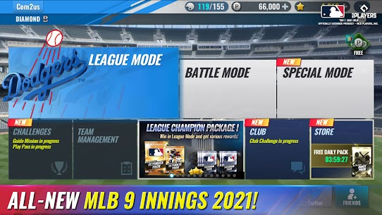 MLB 9 Innings 21 v6.1.0 MOD APK (Unlimited Money) Latest 1