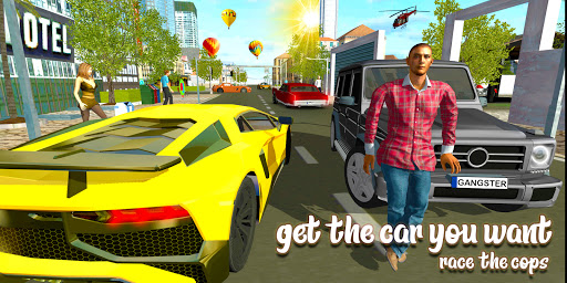 Grand Gangster Town : Real Auto Driver 2021  screenshots 2